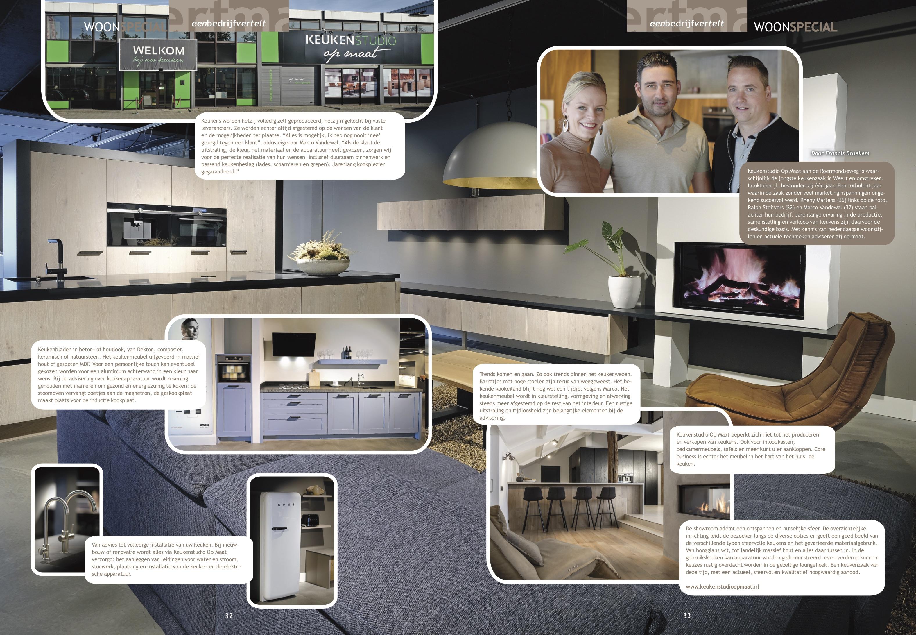 Over Ons Keukenstudio Op Maat